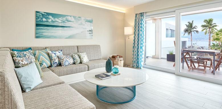 7Pines Resort Ibiza. Resort view deluxe