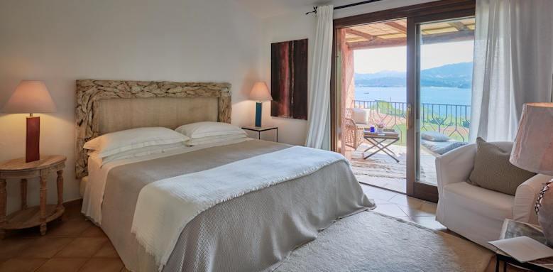 Villa Del Golfo, chamring room villa