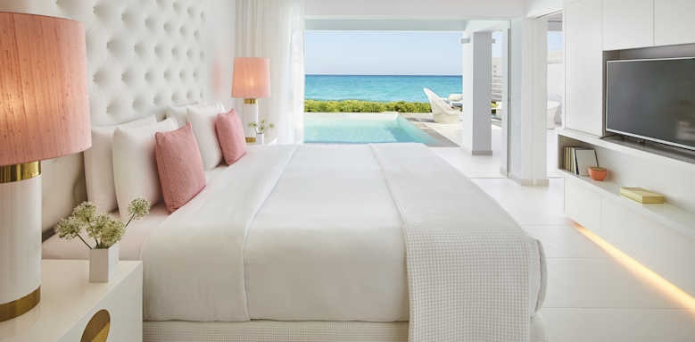 Grecotel LUX ME White Palace, Villa Luxe Yali with Private Pool