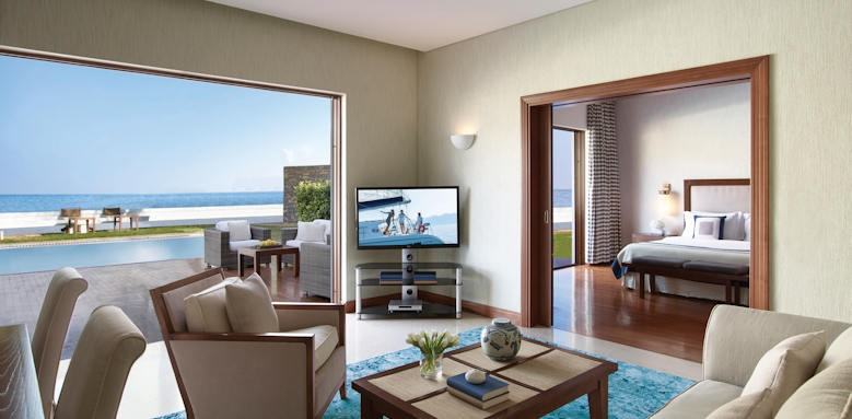 Grand Resort Lagonissi, residence villa