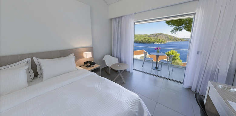 Adrina Resort & Spa, double room sea view