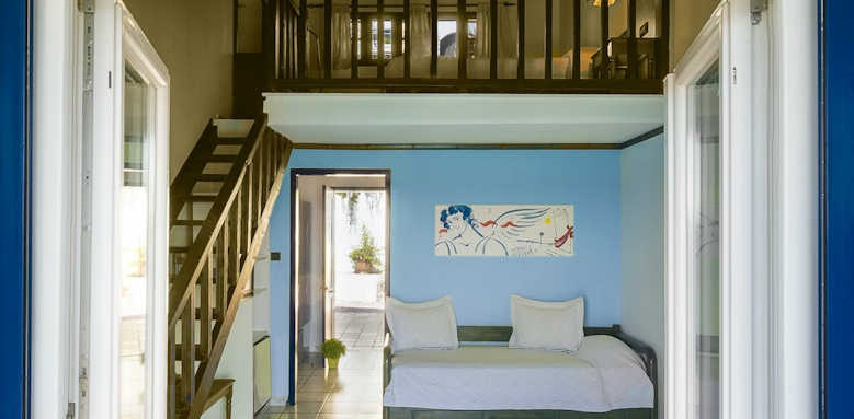 Adrina Beach Hotel, Maisonette with limited sea view