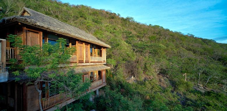 Six Senses Ninh Van Bay, hilltop reserve