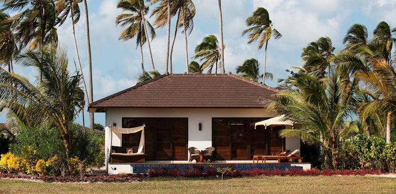 Residence Zanzibar, luxury garden pool villa