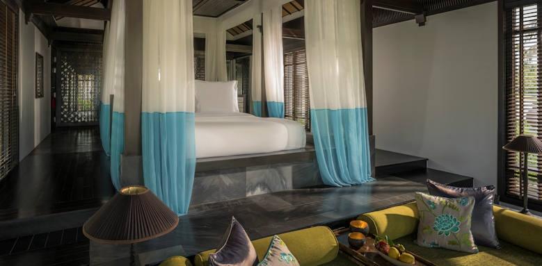 Four Seasons Resort the Nam Hai, one bedroom villa