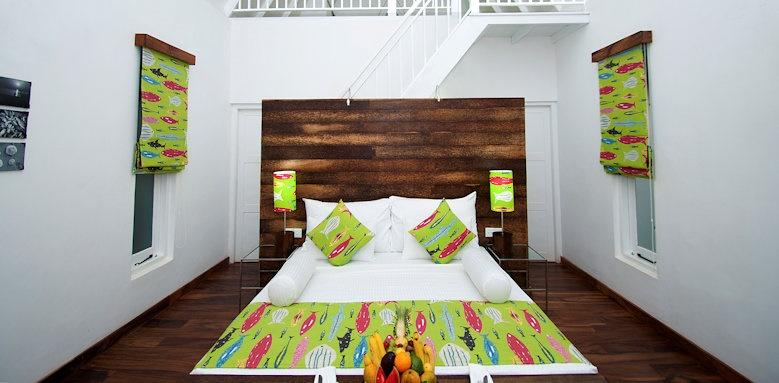 Maalu Maalu Resort & Spa, attic room