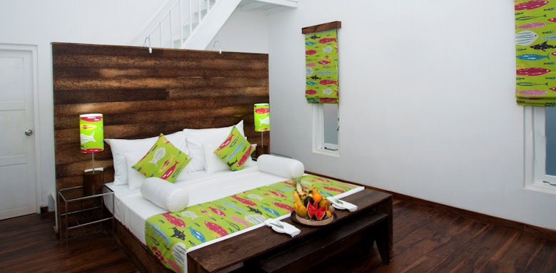 Maalu Maalu Resort & Spa, Panoramic suite