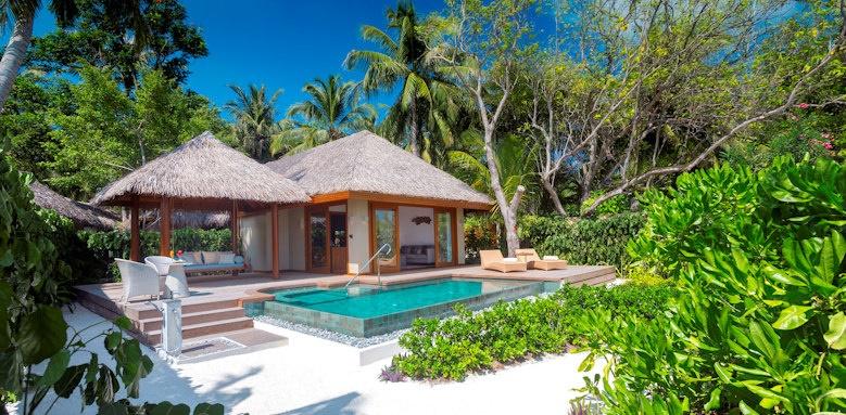Baros Maldives, baros suite