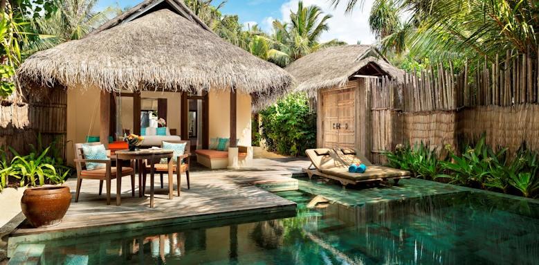Anantara Dhigu Maldives Resort, Anantara Pool Villa