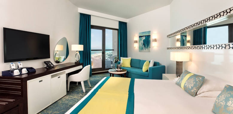 JA Ocean View, sea ciew room