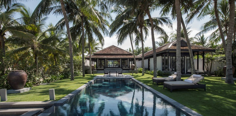 Four Seasons Resort the Nam Hai, two bedroom pool villa