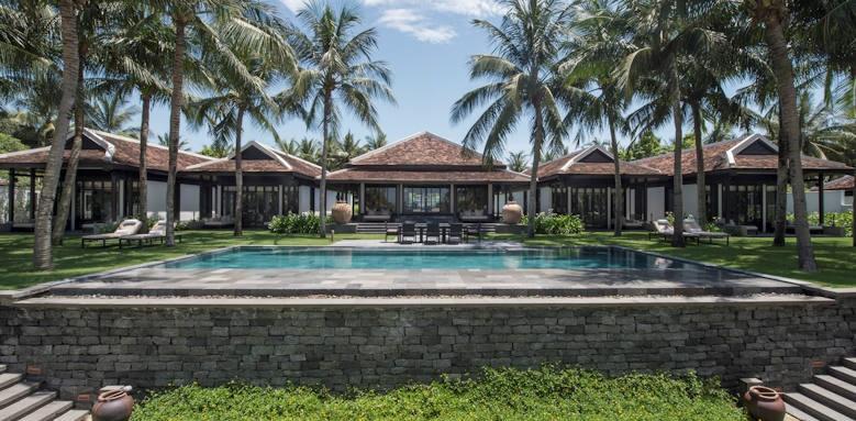 Four Seasons Resort the Nam Hai, four bedroom pool villa