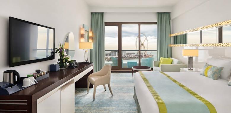 JA Ocean View, club sea view room