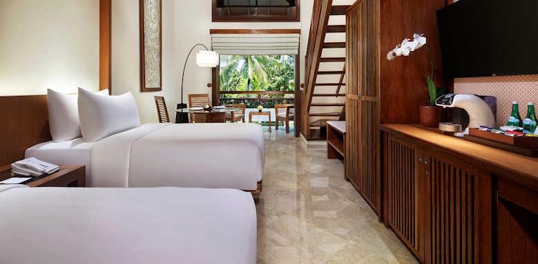 Melia Bali, family suite