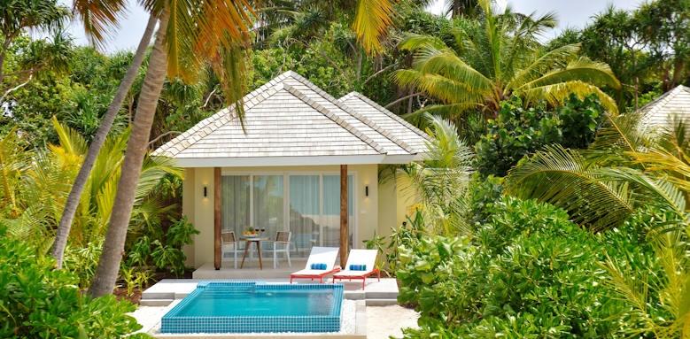 Kandima Maldives, sunset beach villa