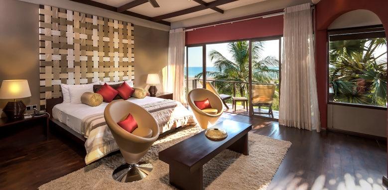 Uga Bay, beach villa