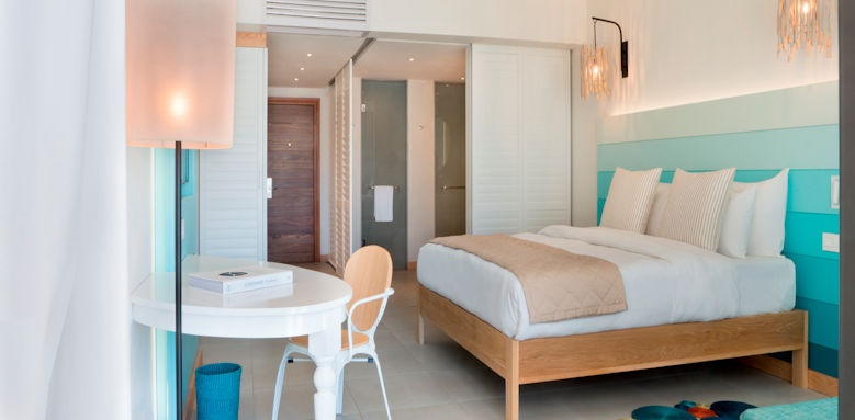 C Mauritius, deluxe room