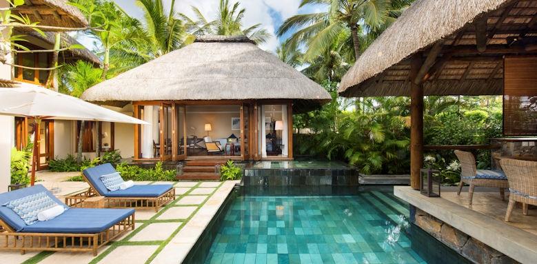 Constance belle mare plage, 2 bedroom pool villa
