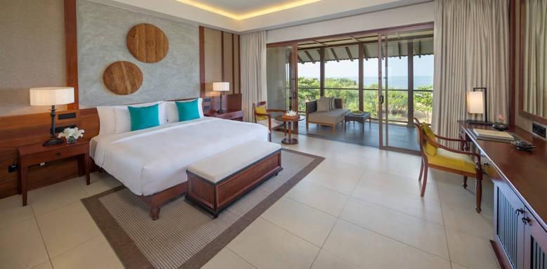 Anantara Kalutara, deluxe ocean view room