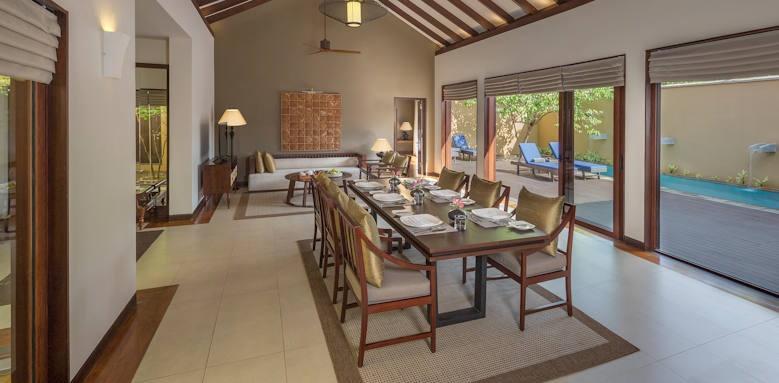 Anantara Kalutara, two bedroom pool villa