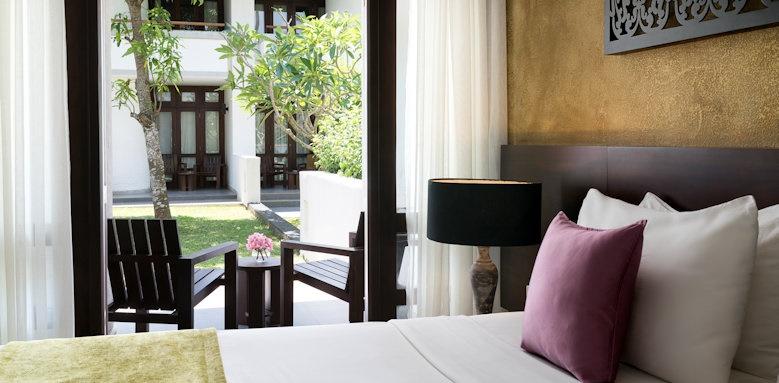 Avani Kalutara Resort, superior courtyard view