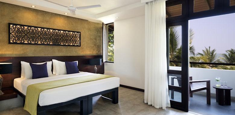 Avani Kalutara Resort, deluxe ocean view room