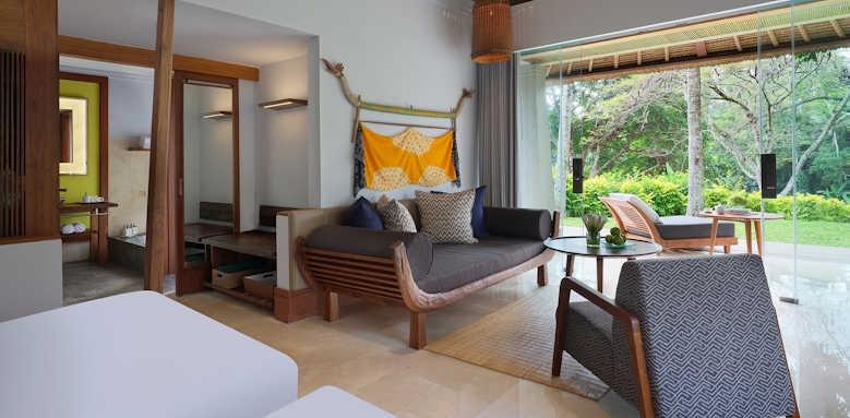Maya Ubud, deluxe garden villa