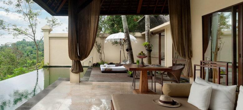 Komaneka et Bisma, one bedroom pool villa