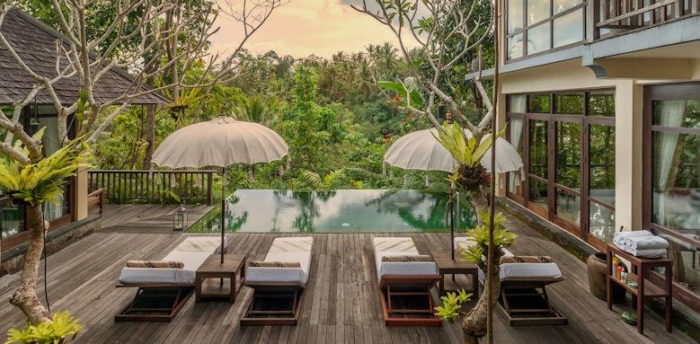 Komaneka et Bisma, two bedroom pool villa