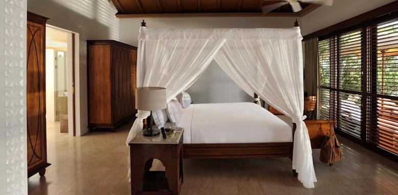 Residence Zanzibar, luxury ocean front pool villa