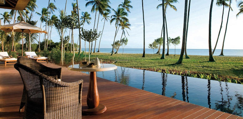 Residence Zanzibar, prestige ocean front pool villa