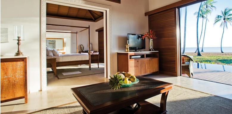 Residence Zanzibar, frangipani ocean front pool villa