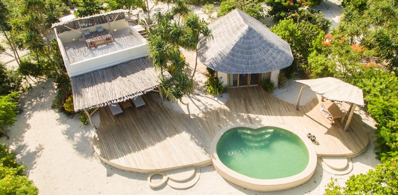 Zanzibar White Sand Luxury Villas & Spa, one bedroom villa