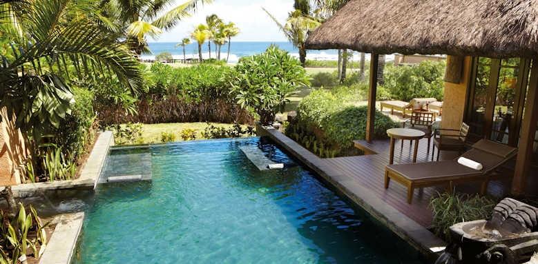 Shanti Maurice, Pool villa