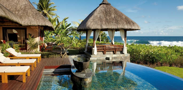 Shanti Maurice, Double suite pool villa
