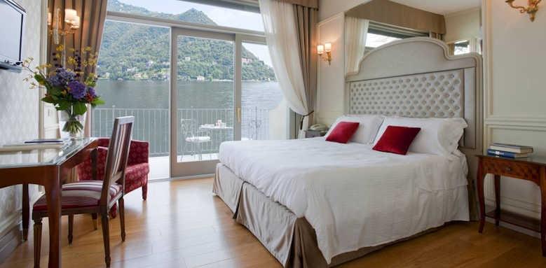 Villa Flori, deluxe room