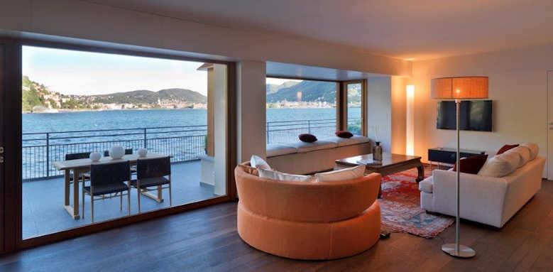 Villa Flori, Garibaldi Suite