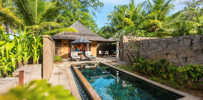 Constance Ephelia Seychelles, beach villa