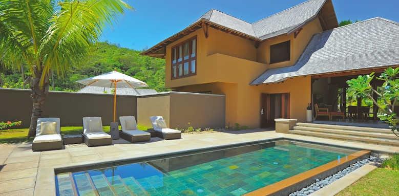 Constance Ephelia Seychelles, Family villa