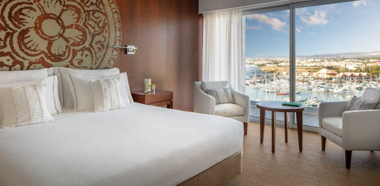 Tivoli Marina Vilamoura, Premium purobeach room with marina view