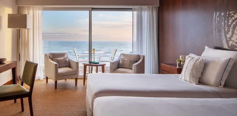 Tivoli Marina Vilamoura, premium Purobeach room with view of sea
