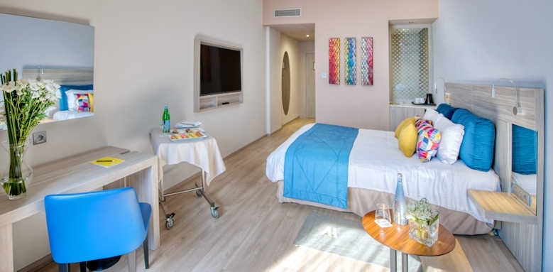 Marina Bay Tangier, double room with pool view