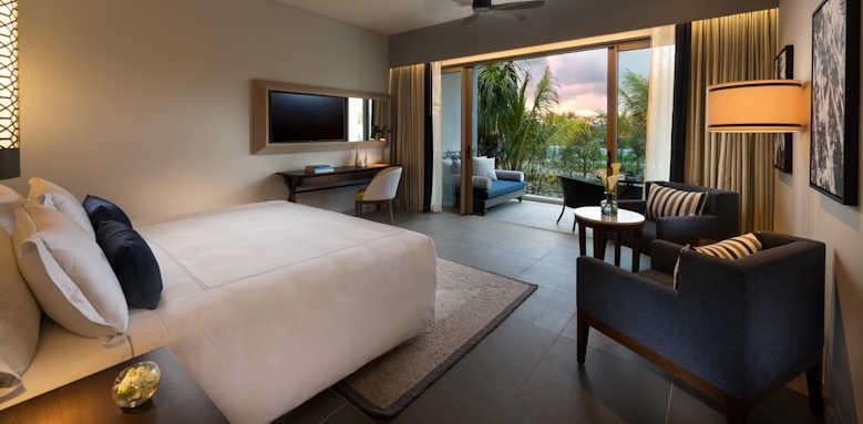 Anantara Iko Mauritius, premiere garden view room
