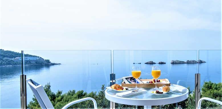 Royal Hotel Ariston, Romantic Sea View Room