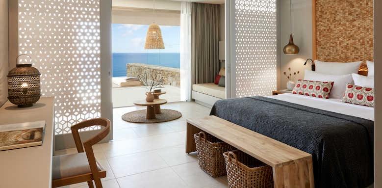 Marbella Elix Hotel, family room swim up