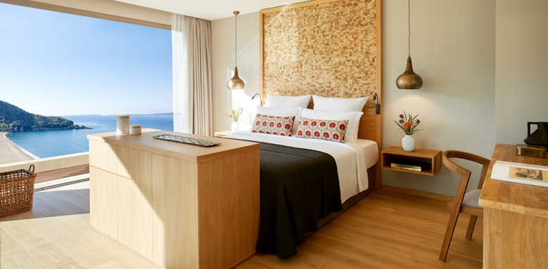 Marbella Elix Hotel, Maisonette with sea view and private pool