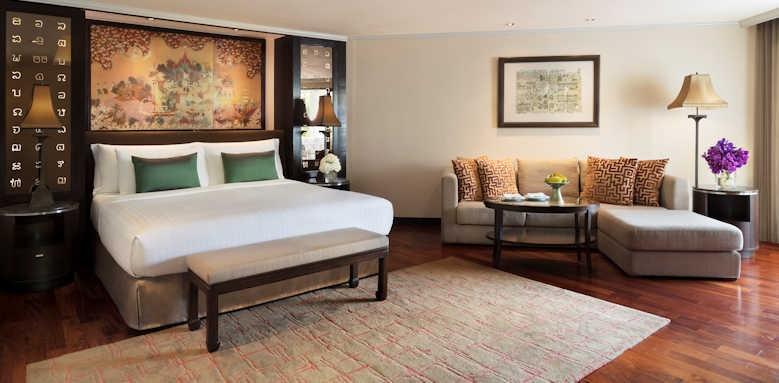 Anantara Riverside Bangkok Resort, Deluxe Junior Suite