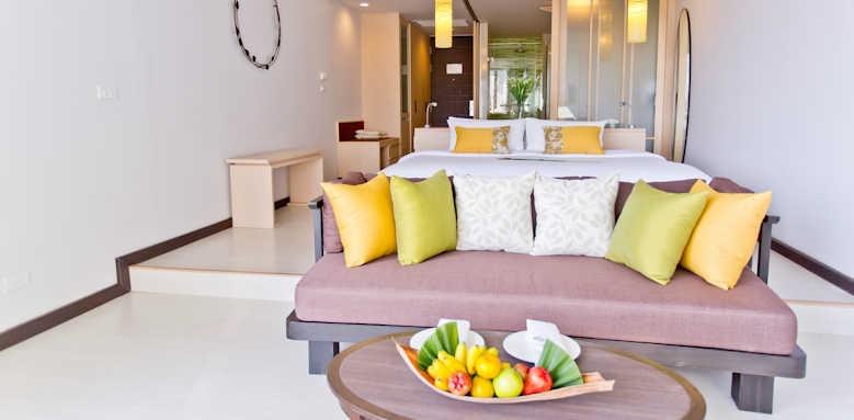 The Sands Khao Lak by Katathani, seaside junior suite
