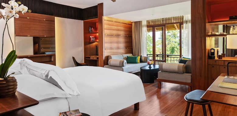 The Datai, Canopy Deluxe room
