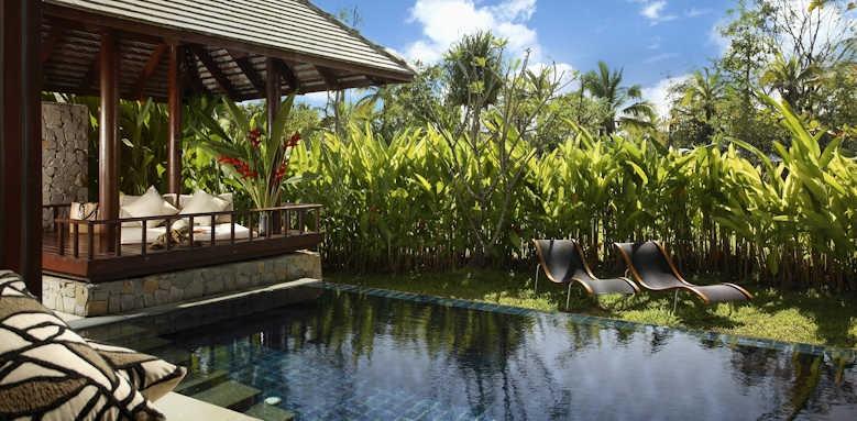 The Sarojin, pool residence